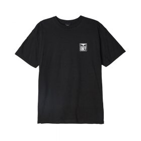 Now in stock the Obey Eyes Icon 2 S-S BASIC T-SHIRT - REGULAR FIT CREW NECK T-SHIRT WITH SOLID RIB NECK TRIMS. FEATURES HEAVYWEIGHT COTTON JERSEY FABRICATION. SKU: 163082142 Nu op voorraad de Obey Eyes Icon 2 S-S.