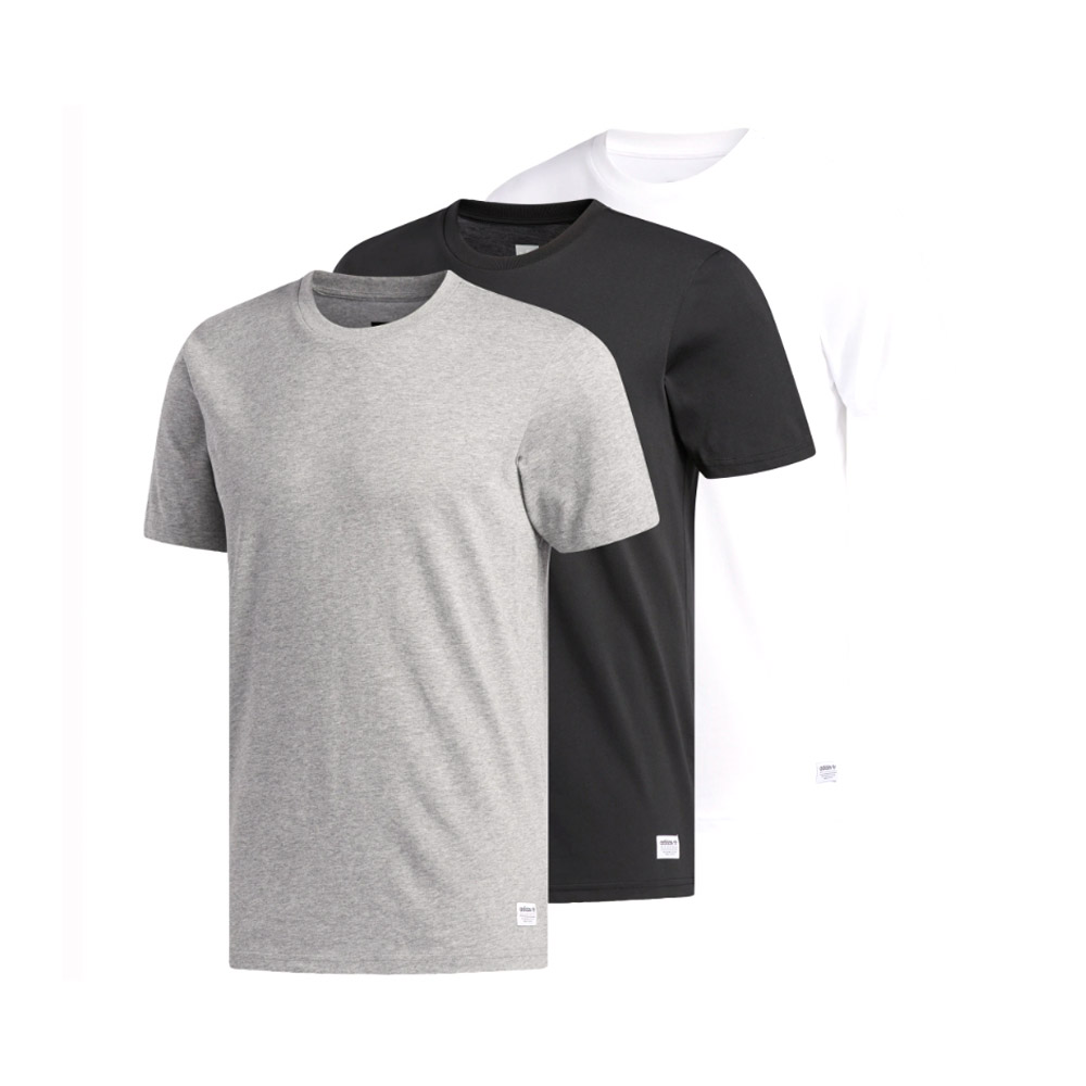 Adidas-3-Pack-Clima-Tee's