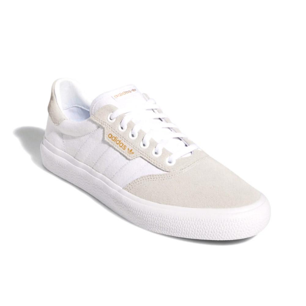 Adidas 3MC FTWR WHITE / CRYSTAL WHITE / GOLD MET