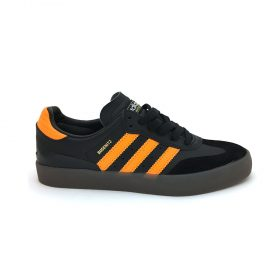 Adidas Busenitz Samba Black Orange