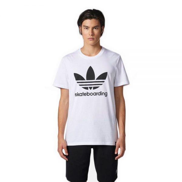 Adidas-Clima-3.0-Tee-White-Black
