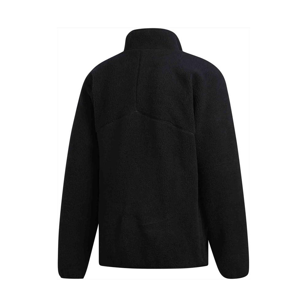 Adidas-Sherpa-Zip-Black