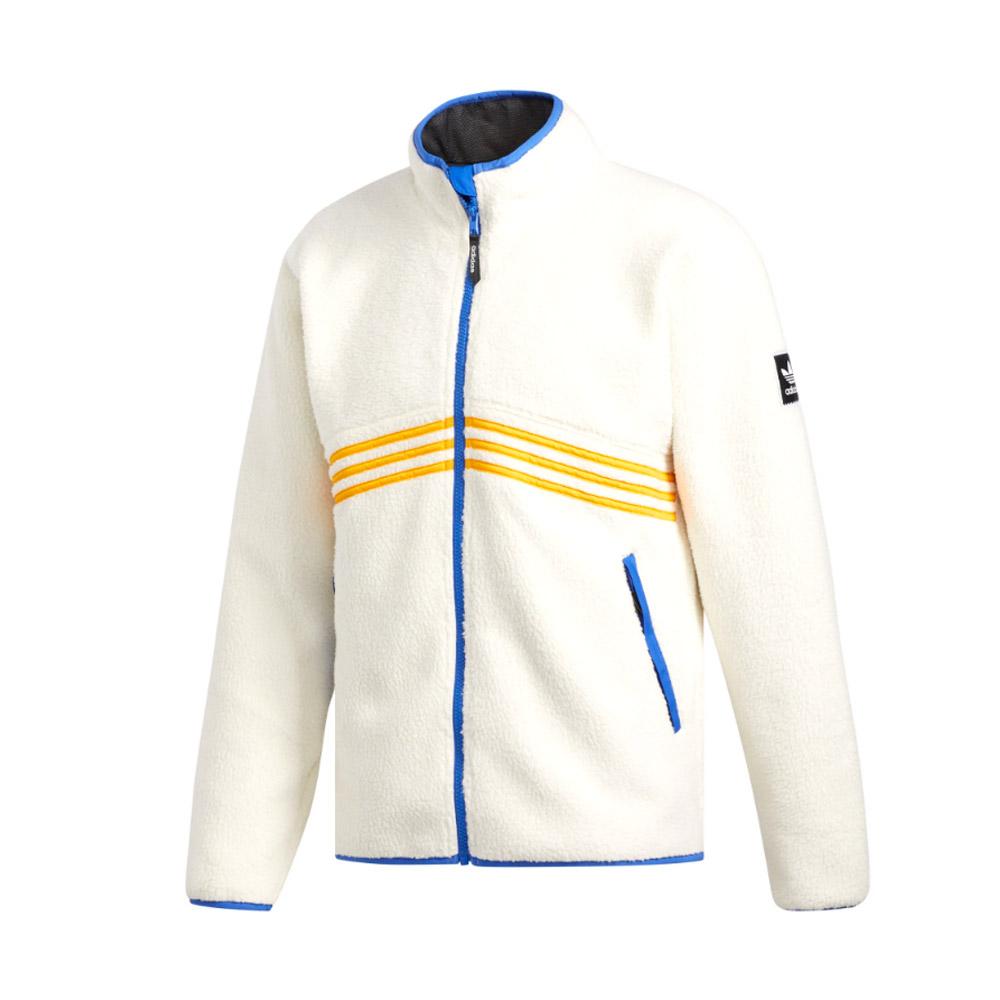 Adidas-Sherpa-Zip-White