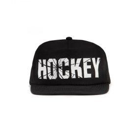 Hockey Shatter Logo Cap Black