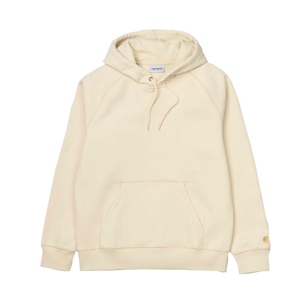 Carhartt-hooded-chase-sweatshirt-flour-gold-1455