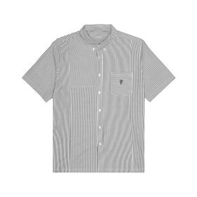 Now in stock Huf Disorder woven Shirt Short sleeve blouse by Huf called Huf Disorder Woven Shirt.