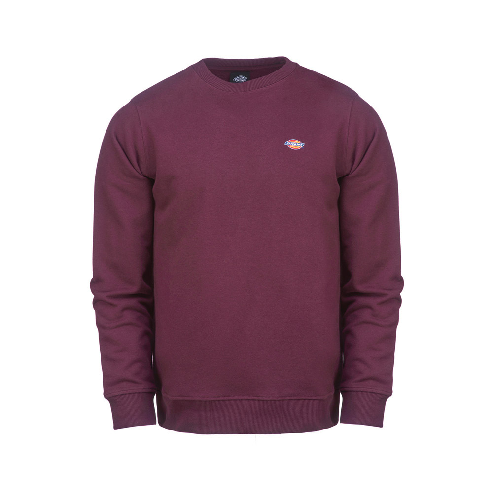 Dickies-Seabrook-Sweater-Maroon