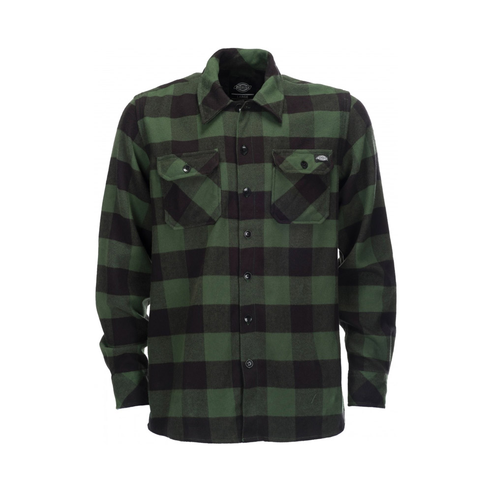 Dickies-Secramento-Pine-Green