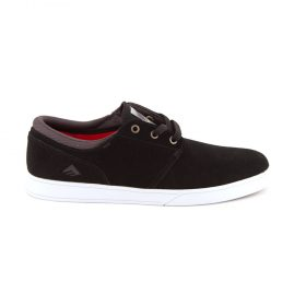 Emerica Figgy Black White
