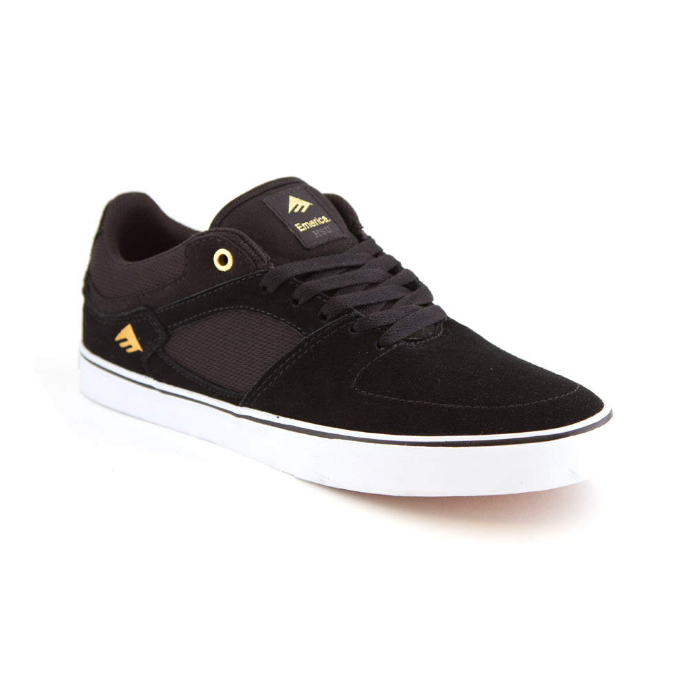 Emerica HSU Black White