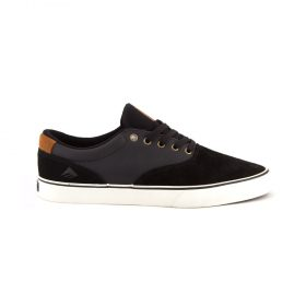 emerica provost black white