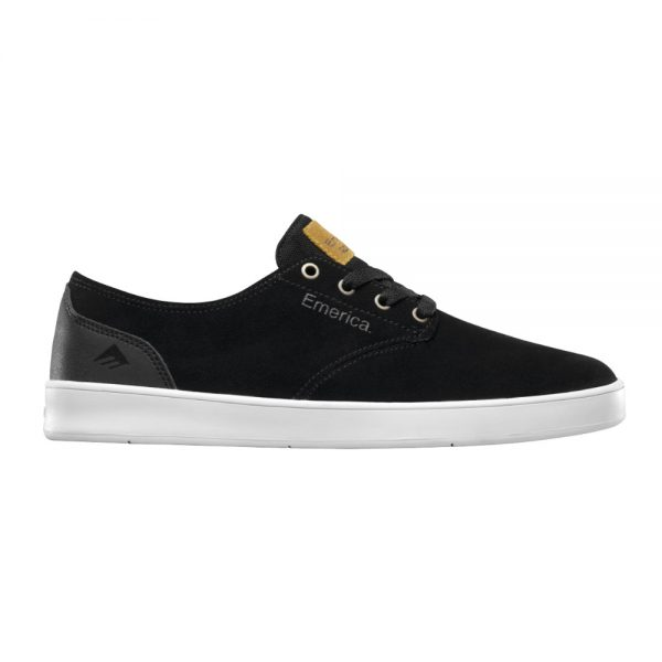 Emerica-Romero-Laced-Black-Black-White