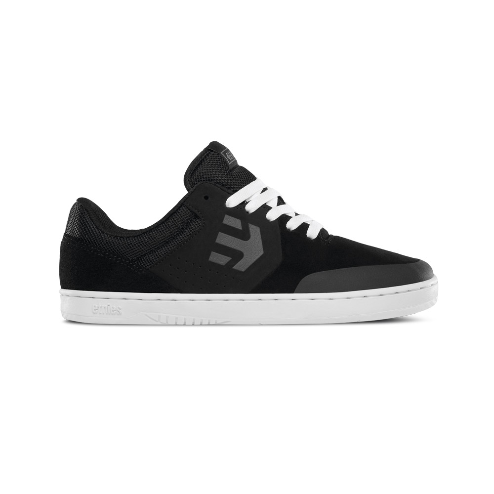 Etnies Marana Black White Grey