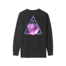 Now in stock Huf Forbidden Domain L/S Long Sleeved shirt by Huf called Forbidden Domain L/S.
