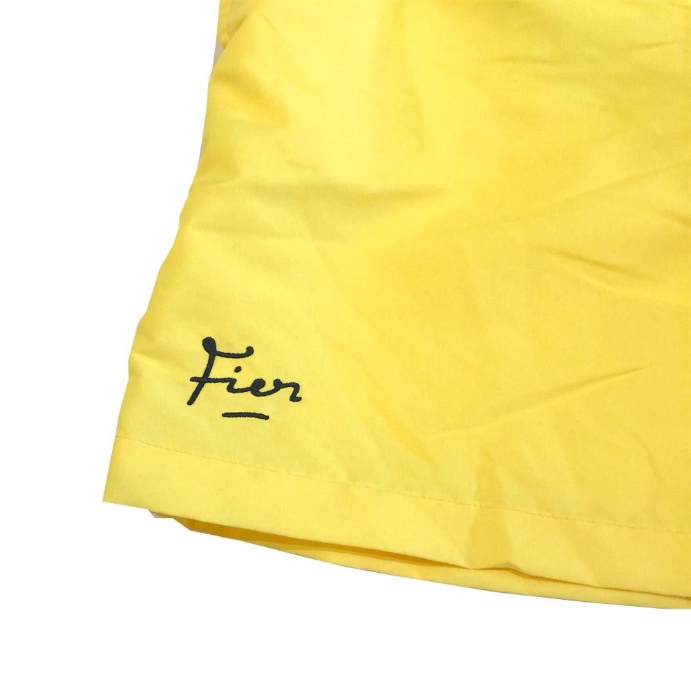 Fier-Swim-Short-Yellow