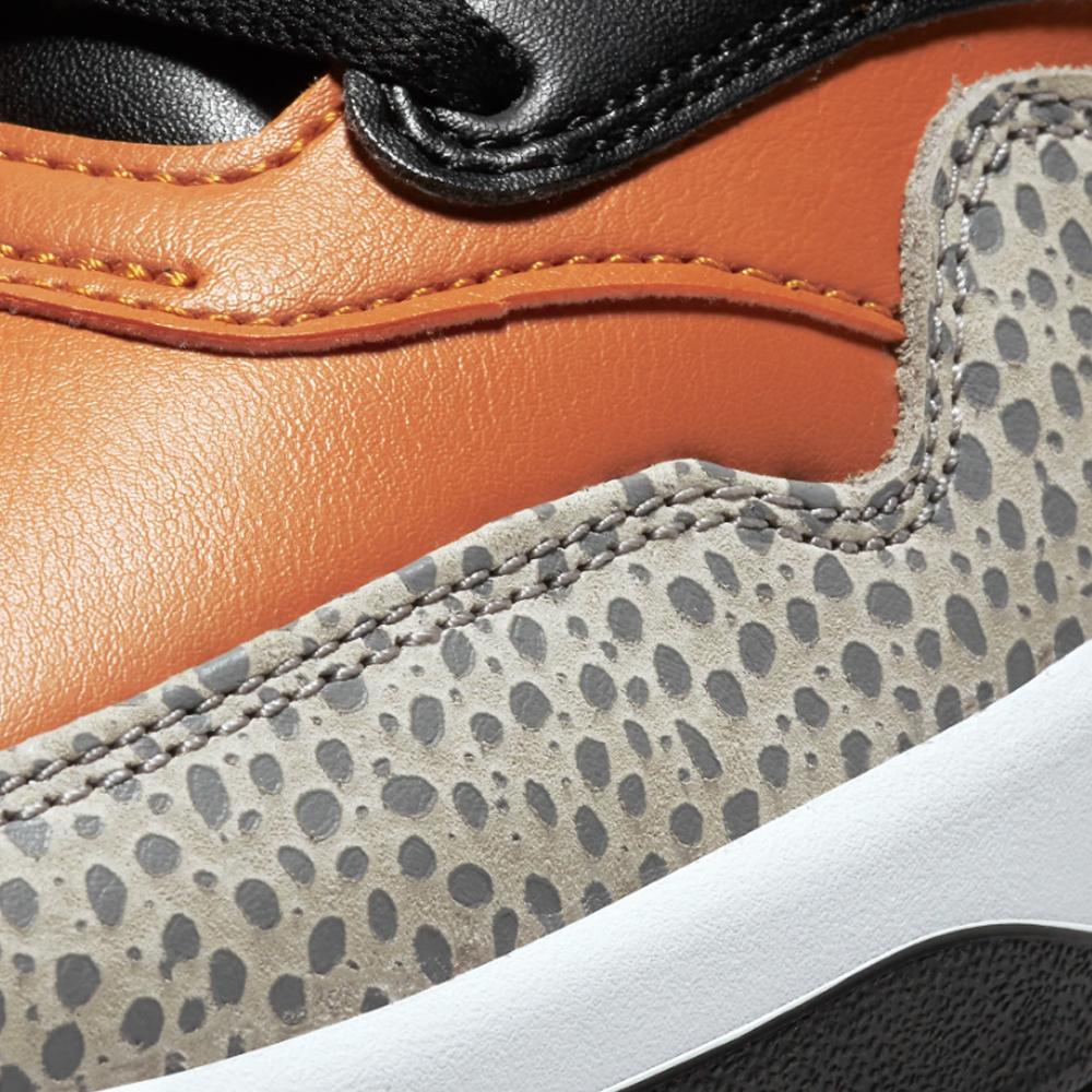 Now in stock the Nike SB GTS Return Premium The Nike SB GTS Return Premium Cobblestone or PRM in short Features a lot of Nike DNA which brings a fresh twist to a classic model. Redesigned pre-cupped sole for flexibel light feel. This shoe the GTS Return PRM has Nike air max one influences. Cobblestone Monarch Black Code CK6283-001 Nike Heritage Pre-cupped sole This sneaker the Nike GTS Return PRM has a classic cobblestone cement / safari monarch orange and Black color scheme Nu op voorraad de Nike SB GTS Return Premium De Nike SB GTS Return Premium is doordrenkt met Nike DNA en geeft een iconische draai aan een klassiek skatedesign. Het design vernieuwt de klassieke kuipzool voor een flexibel, licht gevoel, meteen als je de schoen uit de doos haalt. Weergegeven kleur: Cobblestone/Monarch/Zwart/Zwart Stijl: CV6283-001 Deze sneaker de GTS Return Premium heeft een klassieke cobblestone cement / safari monarch oranje en zwart kleurschema