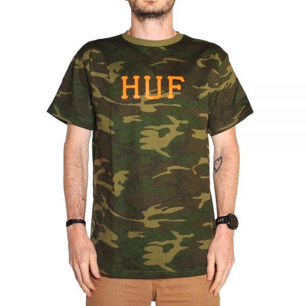 Huf-Ambush-Tee-Camo