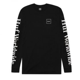 Huf Domestic LS Black