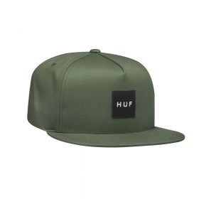 Huf-ESSENTIALS-BOX-SNAP-BACK-HAT_ARMY