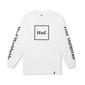 Huf-ESSENTIALS-DOMESTIC-L-S-TEE_WHITE