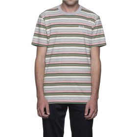 Huf-OFF-SHORE-STRIPE-TEE-PINK