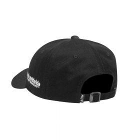 Huf-PEAK-LOGO-CV-6-PANEL-HAT_BLACK