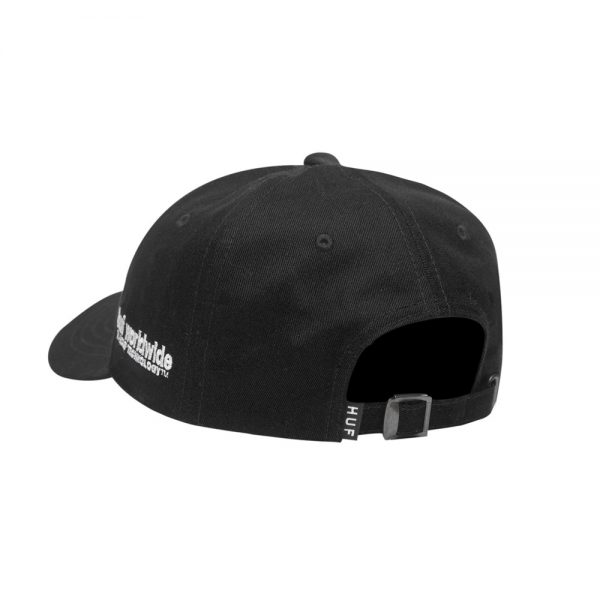 Huf-PEAK-LOGO-CV-6-PANEL-HAT_BLACK