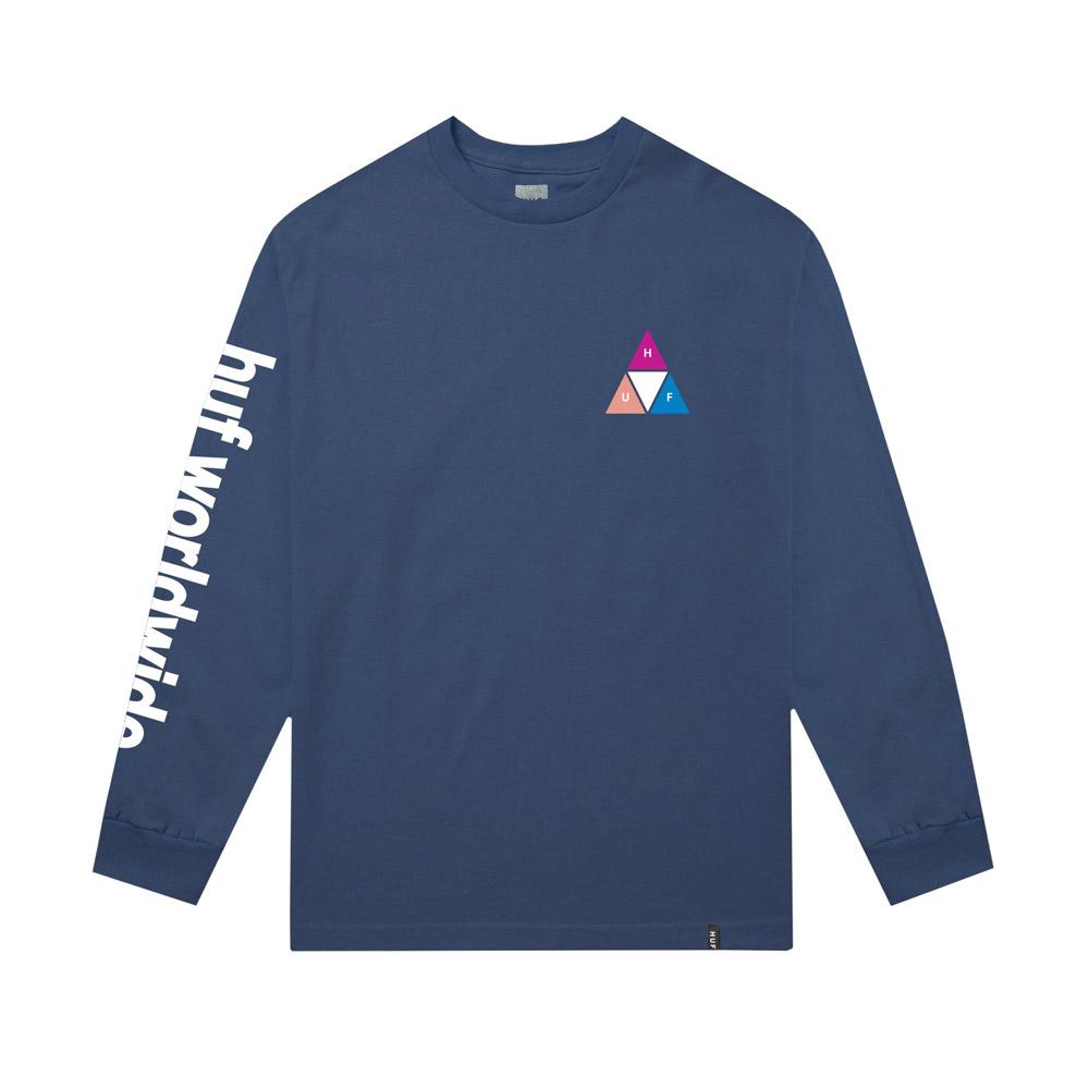 Huf-PRISM-TT-L-S-TEE_INSIGNIA-BLUE