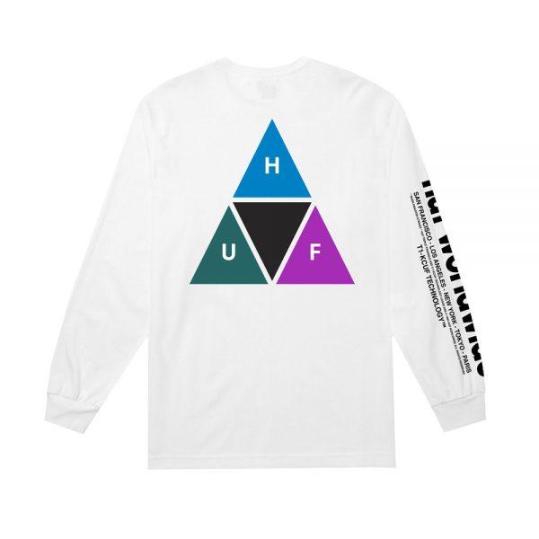 Huf-PRISM-TT-L-S-TEE_WHITE
