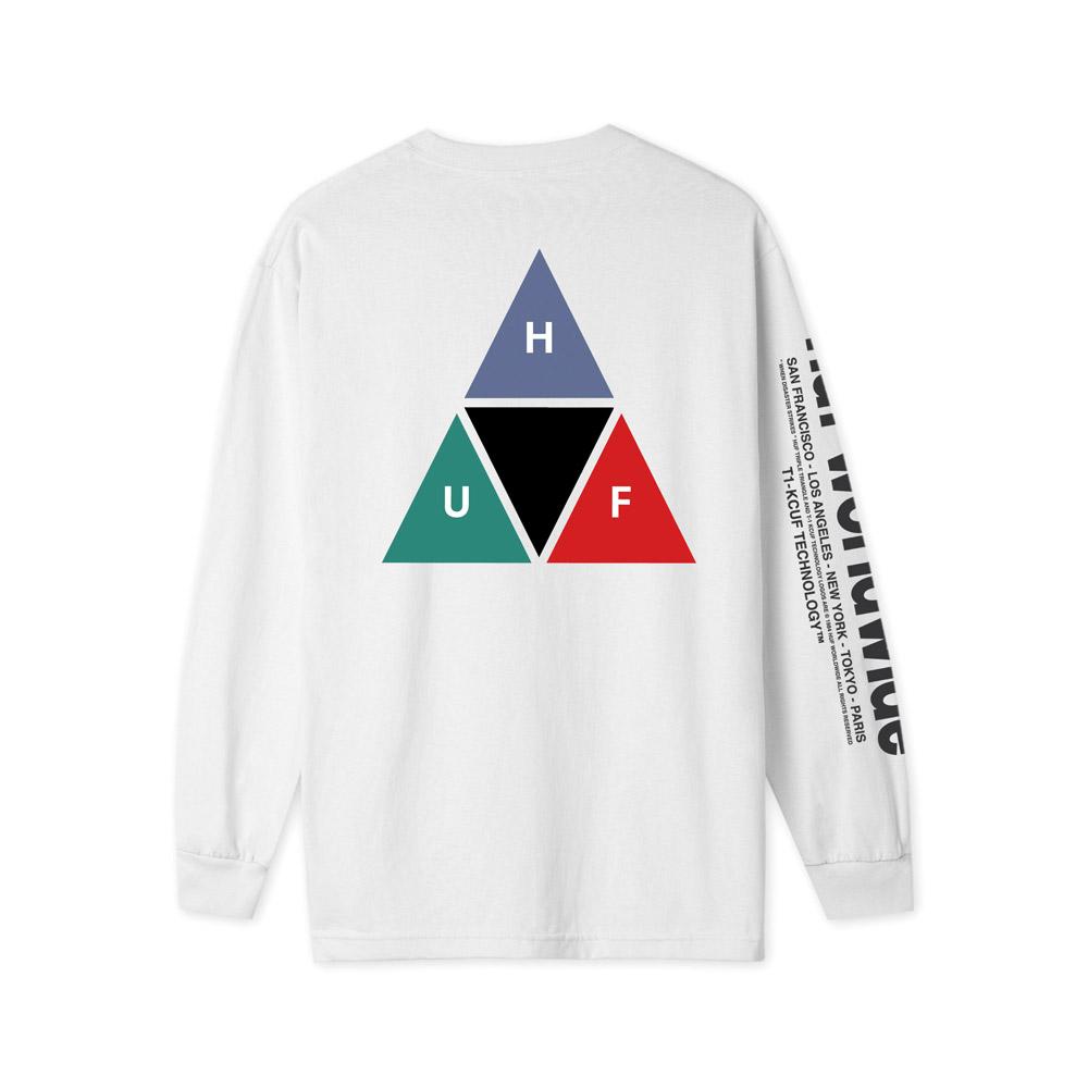 Huf-PRISM-TT-L-S-TEE_WHITE1