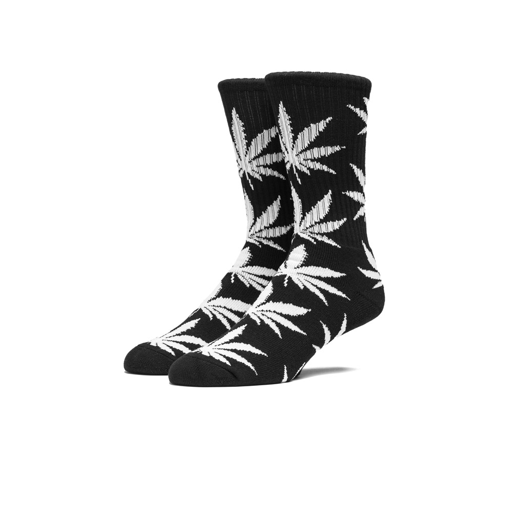 Huf-Plantlife-Socks-Black