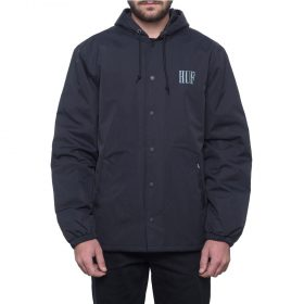 Huf-SERIF-QUILTED-COACHES-JACKET_BLACK