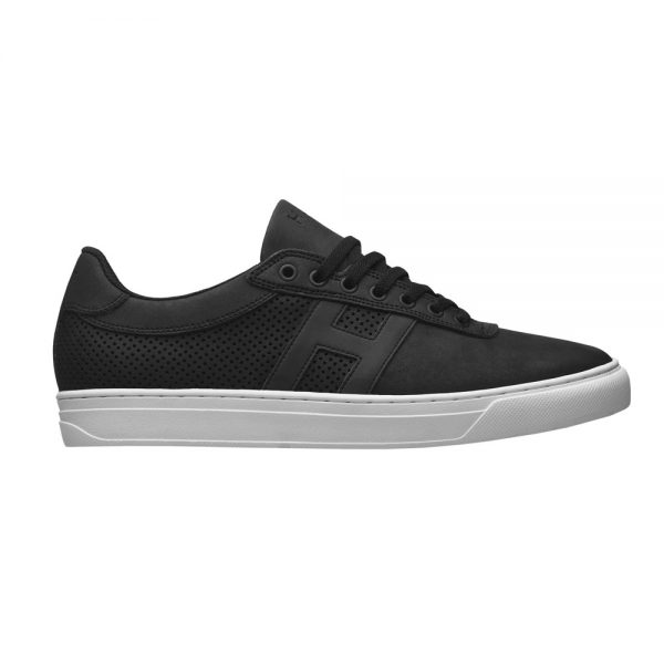 Huf SOTO BLACK Leather PERF