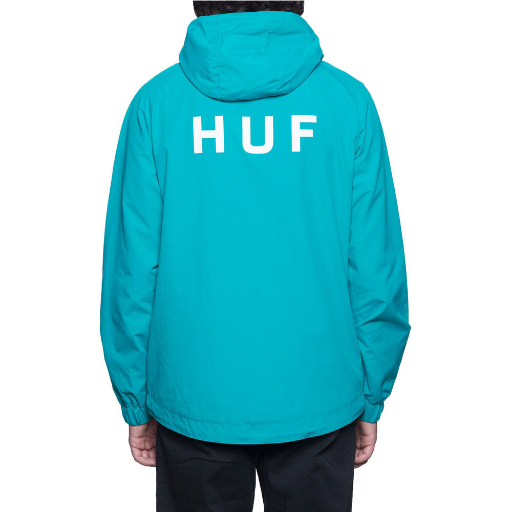 Huf-Regional-Tour-Anorak-Tropical-Green1