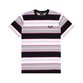 Huf-UPLAND-SS-KNIT-TOP_BLACK