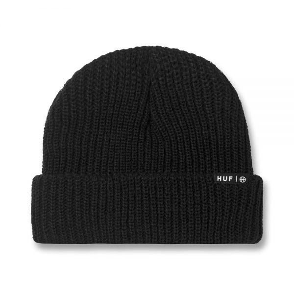 Huf-USUAL-BEANIE_BLACK_BN00060_BLACK