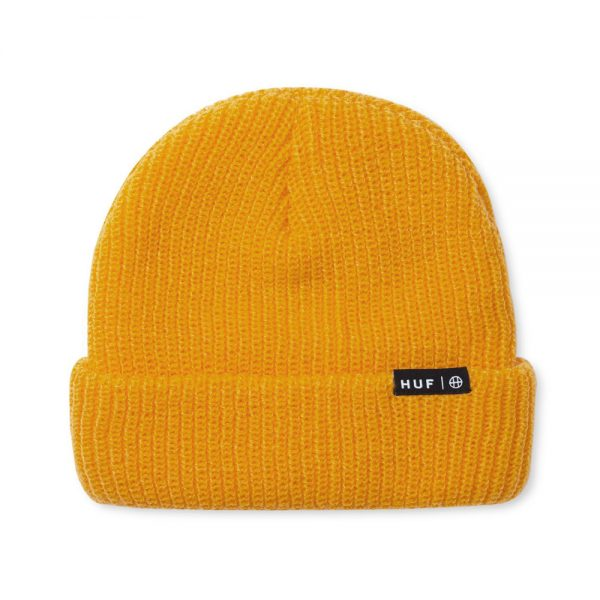 Huf-USUAL-BEANIE_HONEY-MUSTARD