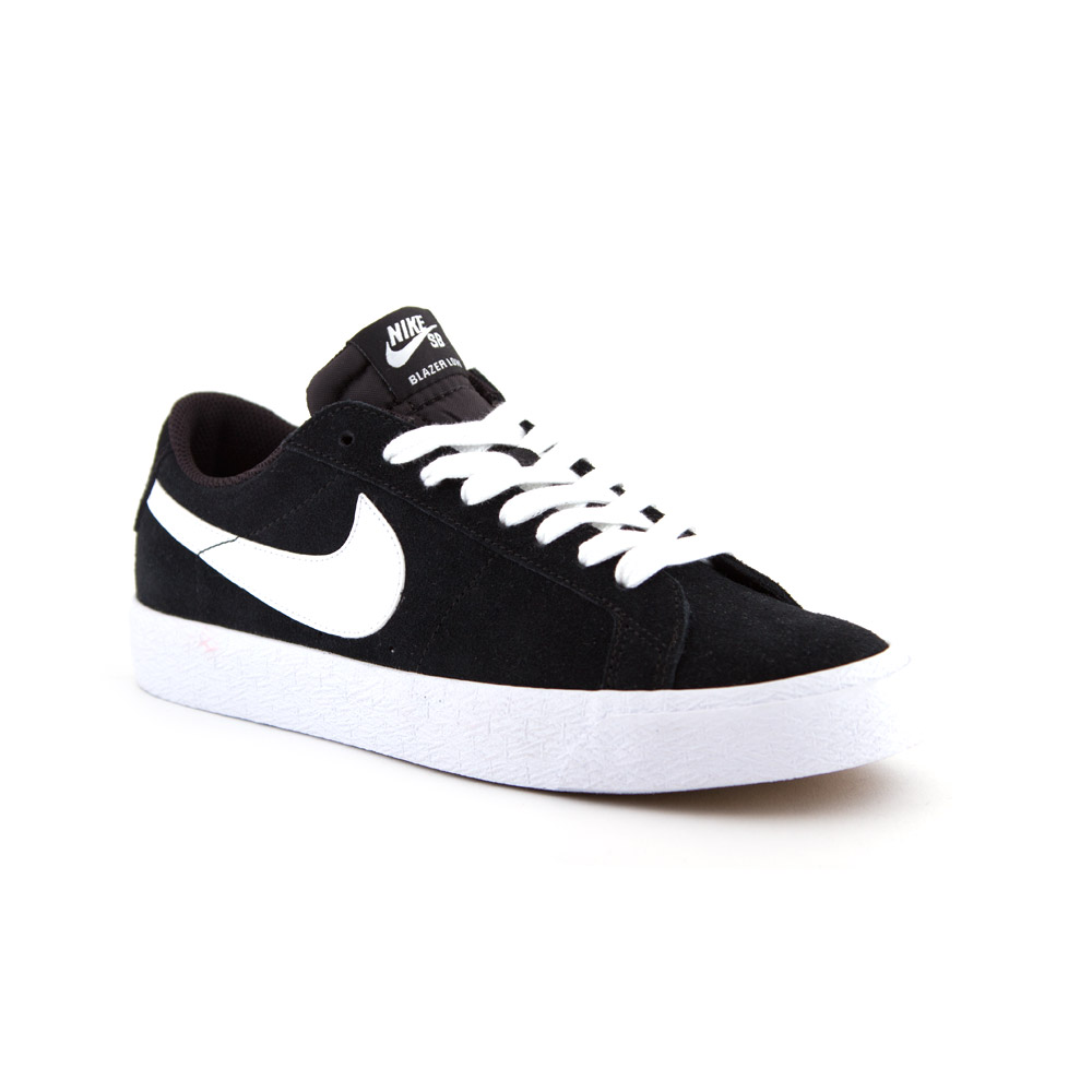 Nike SB Blazer Low Black/White