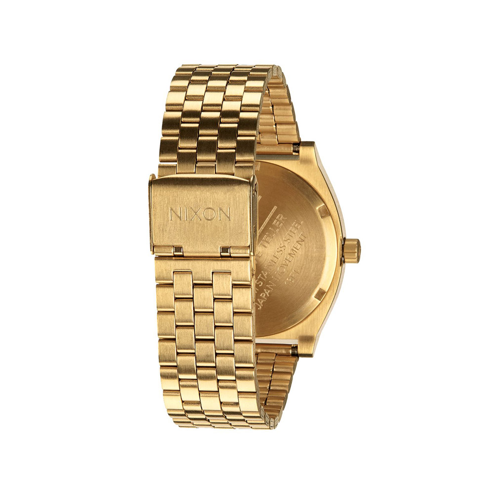 Nixon-Time-Teller-GoldGold1