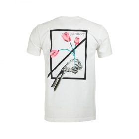 Numbers-Othelo-Logotype-Tee-Off-White