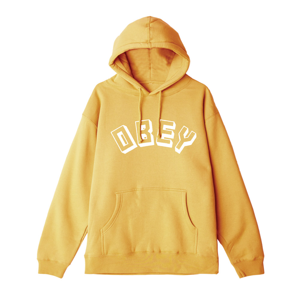 OBEY-New-World-Hood-Gold