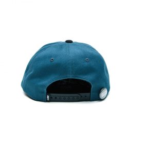 Obey-90's-Jumble-Bar-6-Panel-Dark-TealBlack