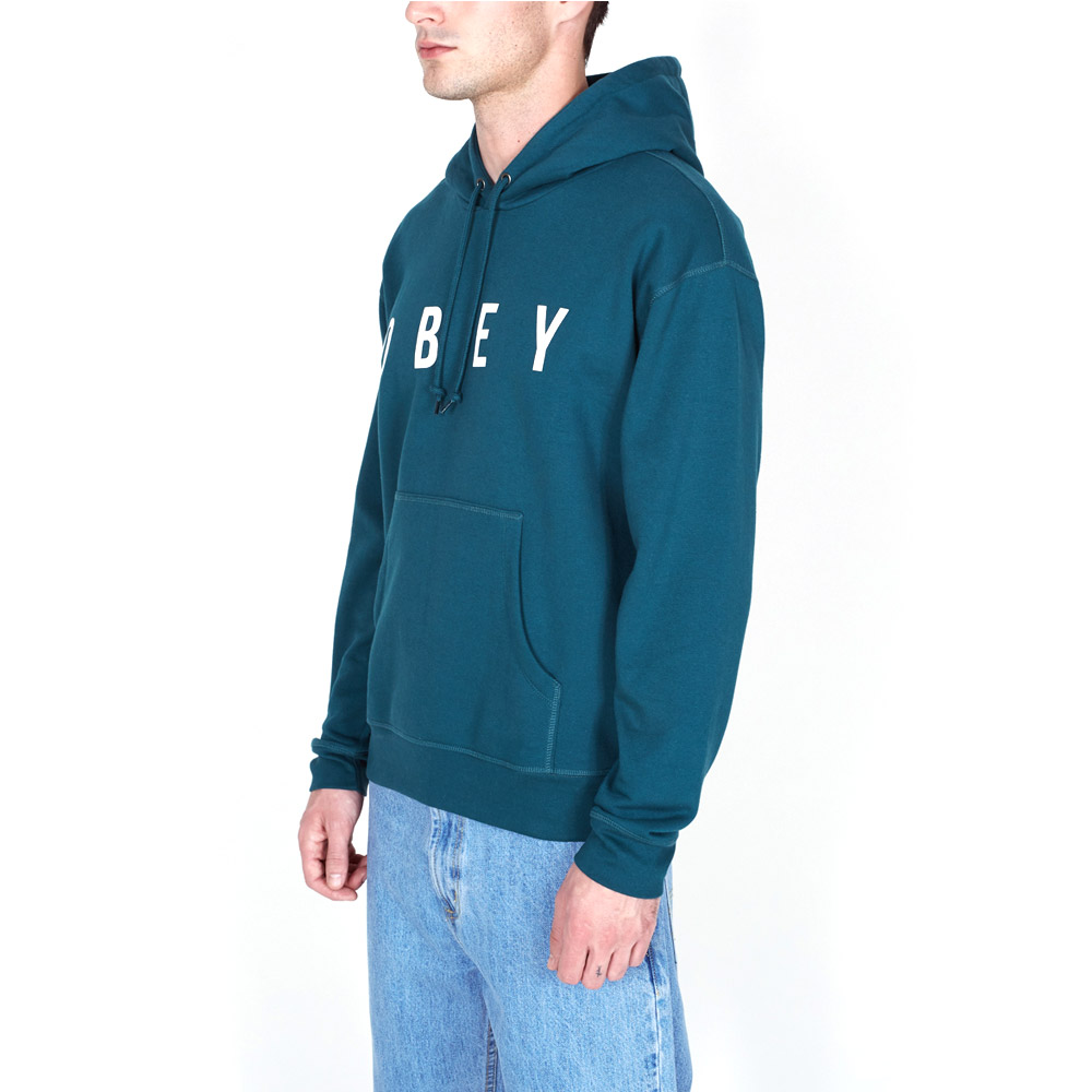 Obey-Anyway-Hood-Dark-Teal