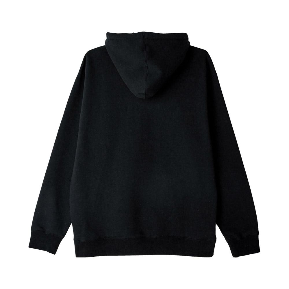 Obey-Collegiate-Hood-Black
