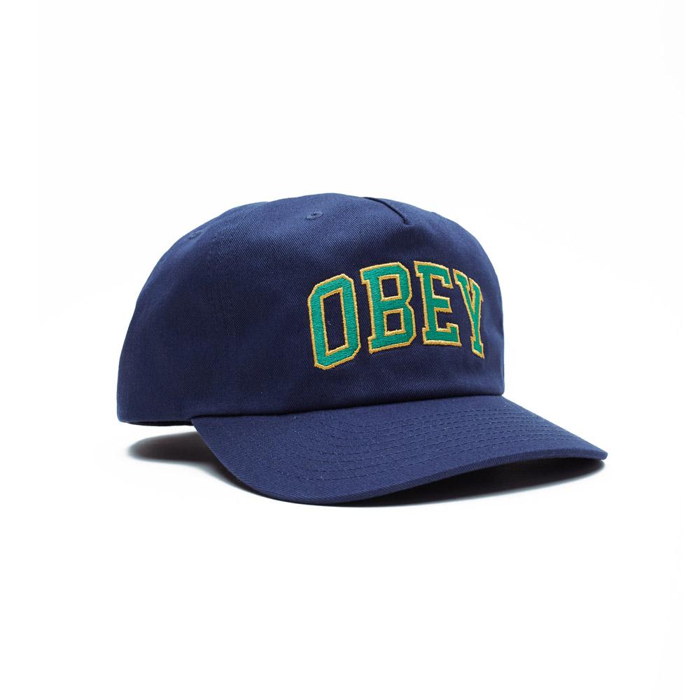 Obey-DTP-SNAPBACK-Navy