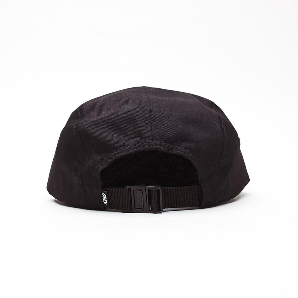 Obey-EYES-5-PANEL-HAT-Black