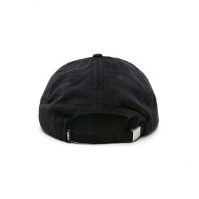 Obey-Hazel-6-Panel-Hat-Black