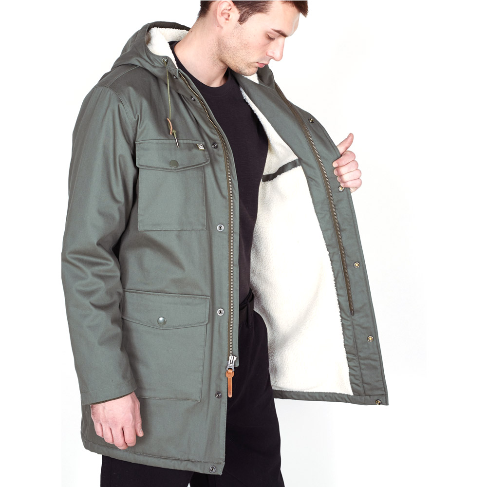 Obey-Heller-II-Jacket-Army