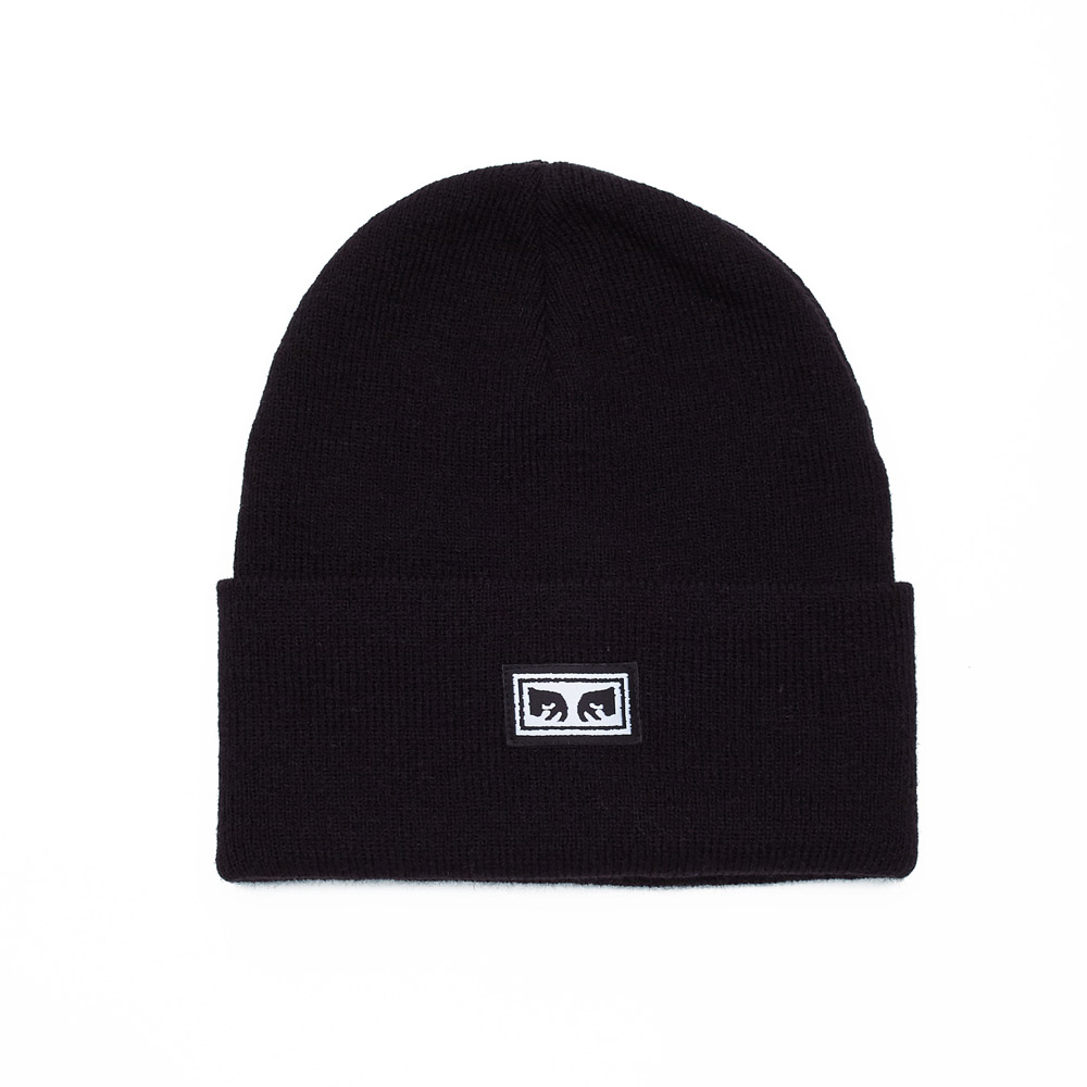 Obey-Icon-Eyes-Beanie-Black