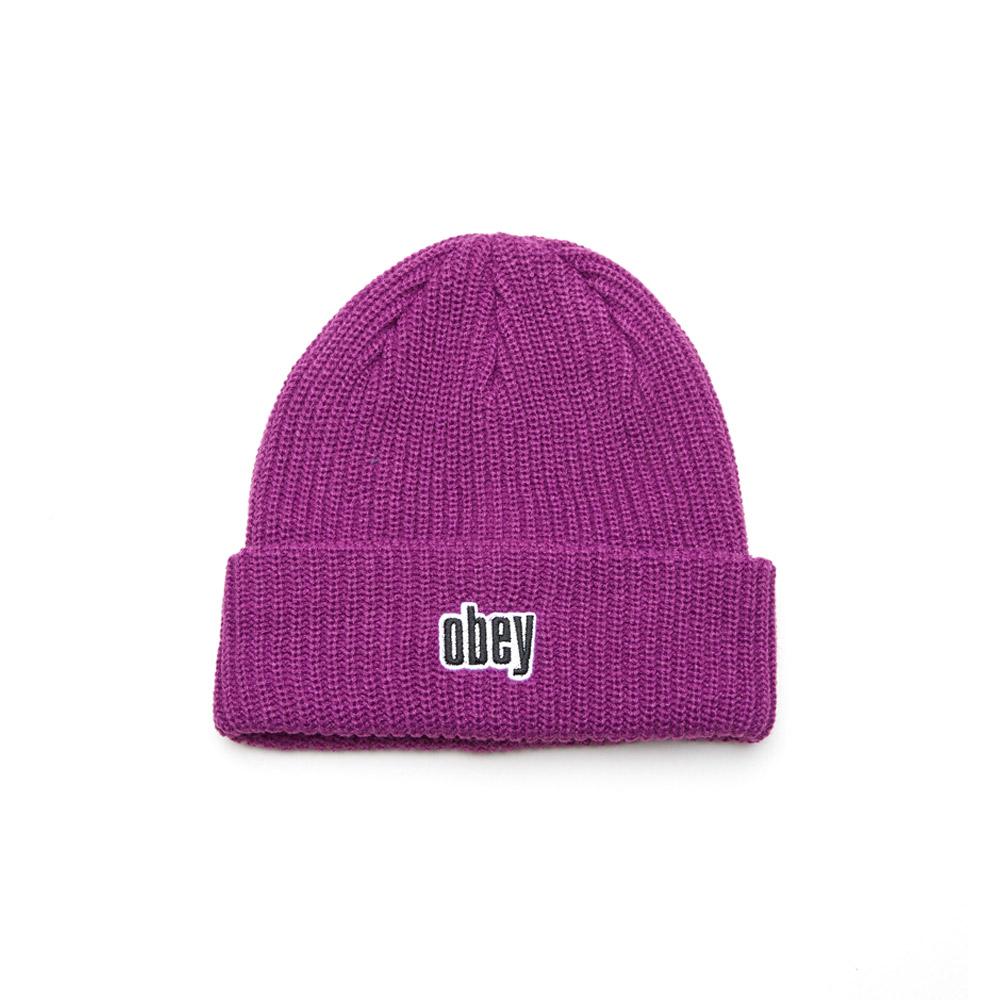 Obey-Jungle-Beanie-Dusty-Plum